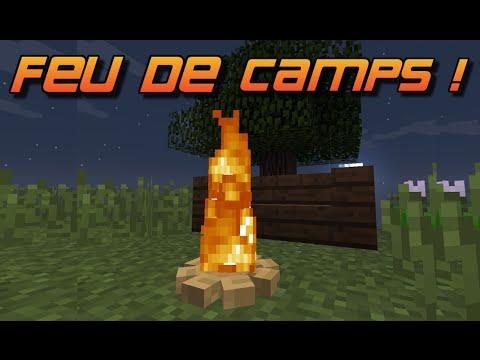 TUTO MINECRAFT : FAIRE UN FEU DE CAMPS ! (XBOX/PS3)
