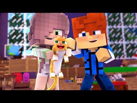 Minecraft PreSchool - CLASS PET (Minecraft Roleplay)