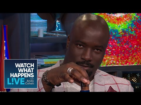 Mike Colter Makes All Of It Sexy  WWHL