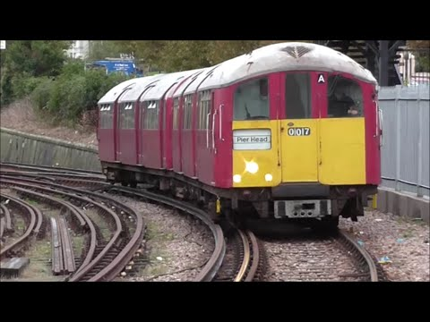 Island Line Trains, Isle Of Wight | October 2015