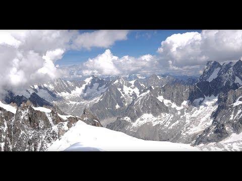Chamonix France 4K