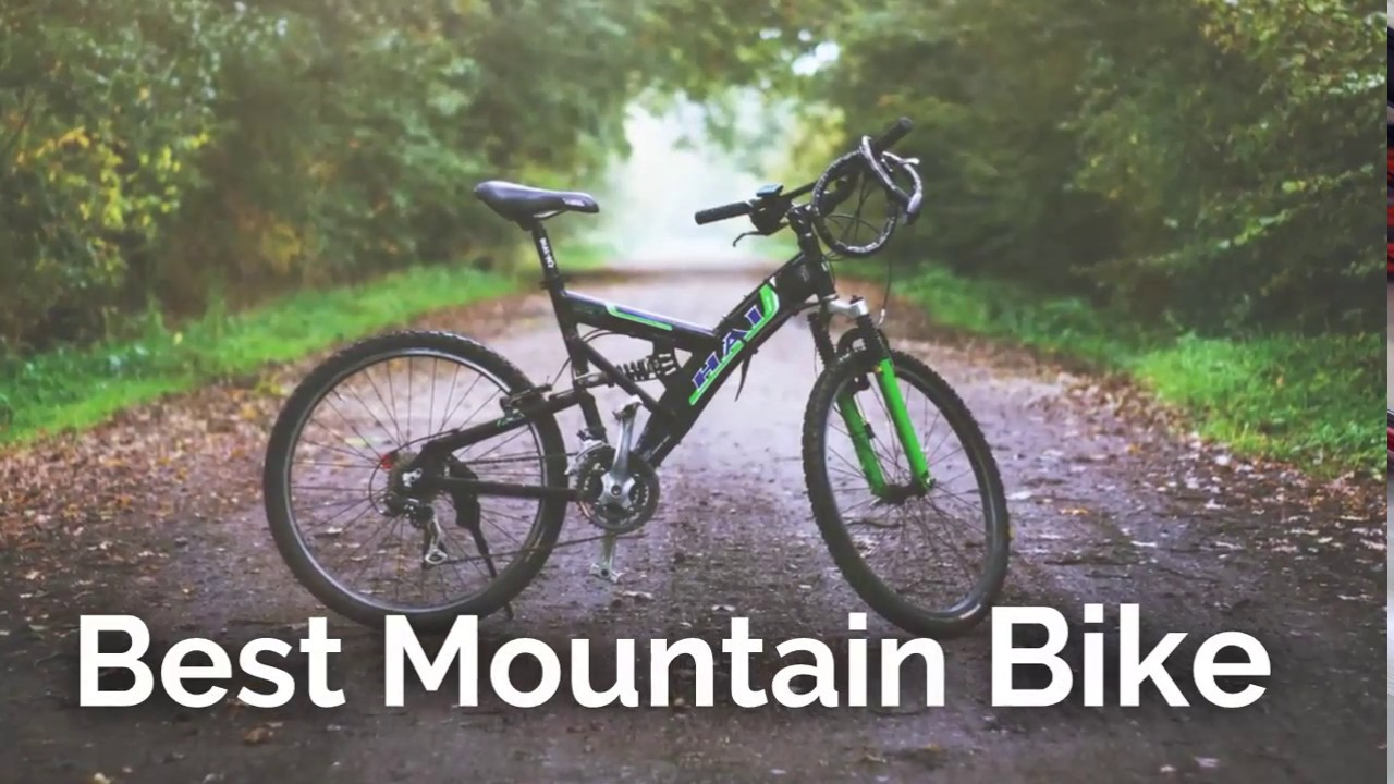 Best Mountain Bike 2017 - Affordable Mountain Bike For Beginners