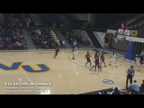 SATCHEL MCDONALD - Shawnee Community College #1