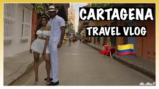 CARTAGENA, COLOMBIA TRAVEL VLOG    Part.2