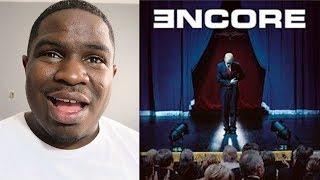 First Time Hearing Eminem Big Weenie - Encore - REACTION.mp3