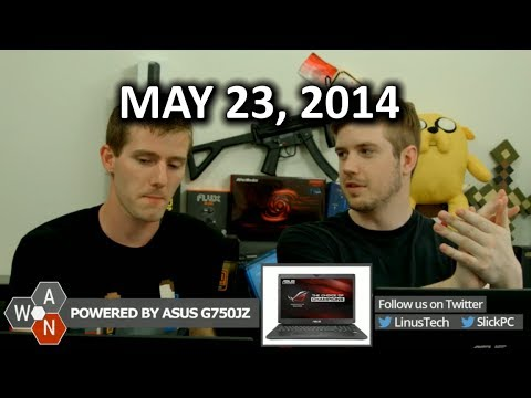 The WAN Show: Hoverbike Pre-Orders, Non-Smart LG TV... & GUEST JJ - May 23rd, 2014