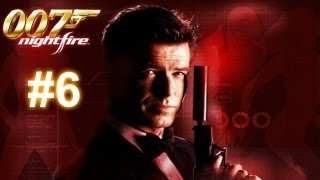 007 Nightfire Walkthrough HD - Mission 6 - High Treason