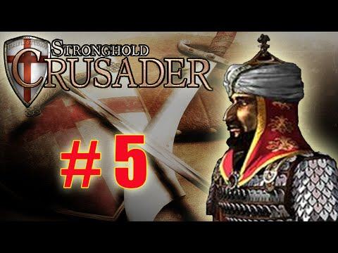 Stronghold Crusader | Saladin's Conquest 5/5: Jerusalem, Retaking The Holy City