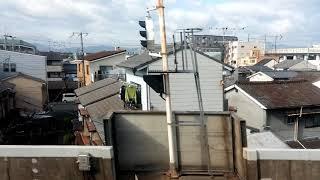 天理行急行、近鉄京都→東寺