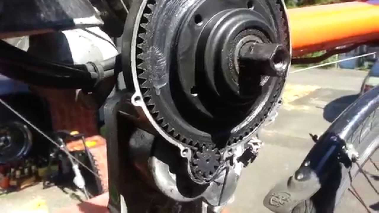 Bafang 8fun Noisy Motor Tear Down Youtube