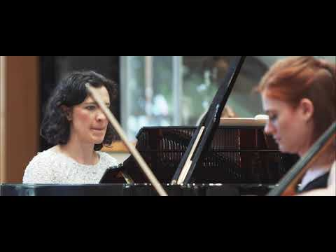 Rachmaninoff - Cello Sonata in G Minor Op. 19 - Tess Crowther Cello - Mary Ana Salo Piano