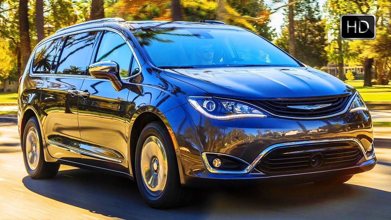 2017 Chrysler Pacifica Hybrid Minivan Exterior