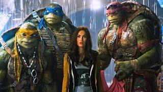 Черепашки-ниндзя 2 / Teenage Mutant Ninja Turtles: Out of the Shadows (2016) финальный HD трейлер