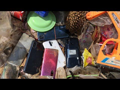 Restoration abandoned destroyed phone found from trash | Restoring Broken Oppo A5 (2020)