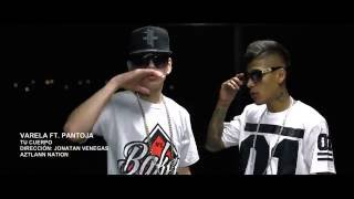 Gambar cover Varela Ft. Pantoja - Tu Cuerpo | Video Oficial | HD