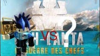 Koh-Lanta sur roblox !| La finale