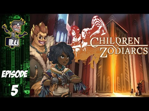 Let's Play Children of Zodiarcs- PC Gameplay Episode 5 – story-driven fantasy tactical RPG