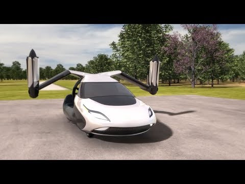 Top 5 Flying Cars In The World