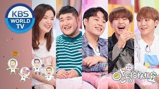 Video Guests : SEVENTEEN's Seungkwan&Hoshi, Gilgu Bonggu, Jeong Gaeun[Hello Counselor/ENG,THA/2018.05.21] download MP3, 3GP, MP4, WEBM, AVI, FLV Juli 2018