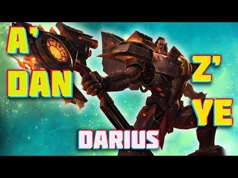 A'DAN Z'YE ŞAMPİYONLARI ÖĞRENİYORUZ DARIUS #20