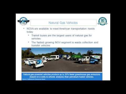 Webinar- Leveraging Natural Gas to Reduce GHG Emissions: A Natural Gas Utility Perspective