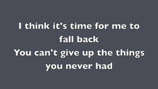 Time Will Tell - Fall Back