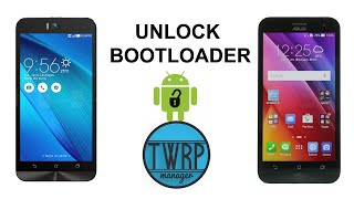How to Unlock Bootloader and Install TWRP on Zenfone Selfie and Laser 5.5