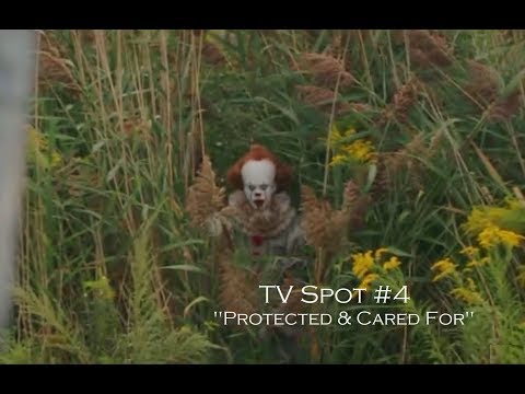 "IT - TV Spot #4 - ""Protected & Cared For"" *720p HD*"