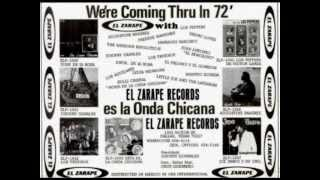 EL ZARAPE RECORDS AUGUSTINE RAMIREZ/JOE BRAVO/JOHNNY CANALES ETC...