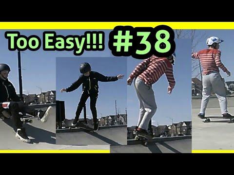 Feeble Stall   Skateboarding EP 38