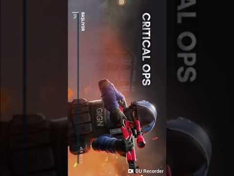 Critical Ops  Oynuyoruz