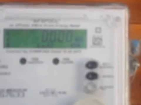watch 3 phase meter hpl readings youtube. Black Bedroom Furniture Sets. Home Design Ideas