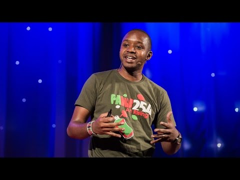 Boniface Mwangi: The day I stood up alone - YouTube