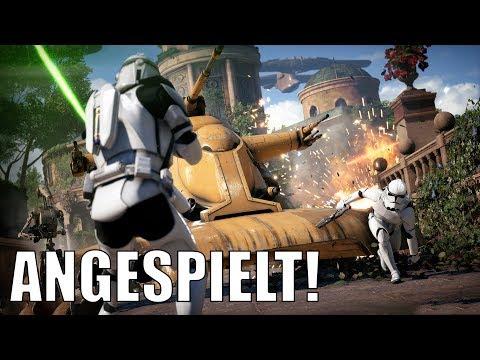 Battlefront 2 angespielt: alte Stärken, alte Schwächen