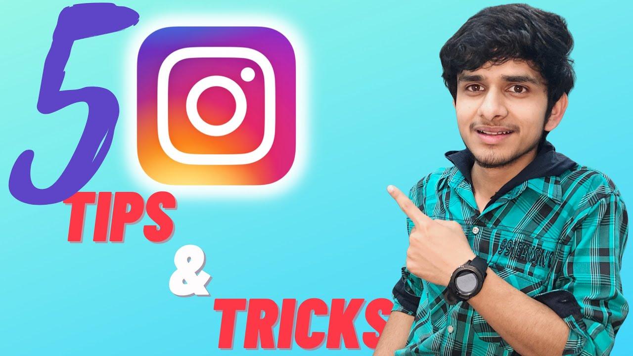 Latest & Cool Instagram Tricks | You Need To Know Now | 2018 | Tricky Studio