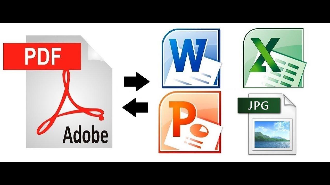 Herramienta Online trabajar con archivos PDF (ILOVEPDF) - YouTube