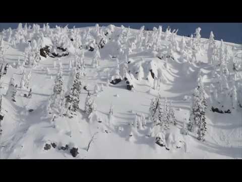 Skiing in Nelson, Canada - rastlos.no