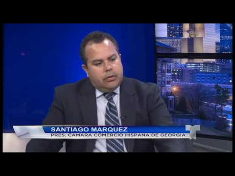 Interview GHCC President on Hispanic Commerce Growth in 2017 | Santiago Marquez