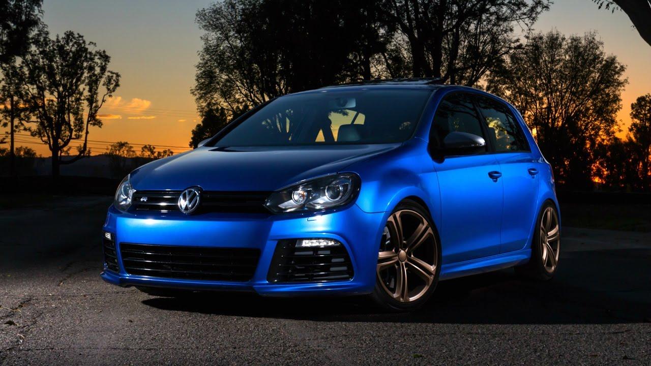 Vw golf r mk6 cars one love - Modified 2012 Vw Mk6 Golf R Review