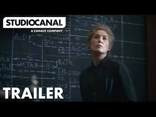 RADIOACTIVE - Teaser Trailer - Starring Rosamund Pike