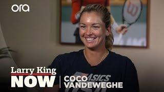 CoCo Vandeweghe on Serena Williams' dominance