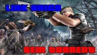 Como baixar Resident Evil 4 PC Link Unico (Sem torrent)