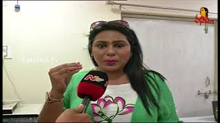 Serial Actress Supports to CM Chandrababu    AP Speecial Status    Vanitha TV