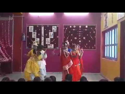 Janmashtami Celebration at The River School,Varanasi