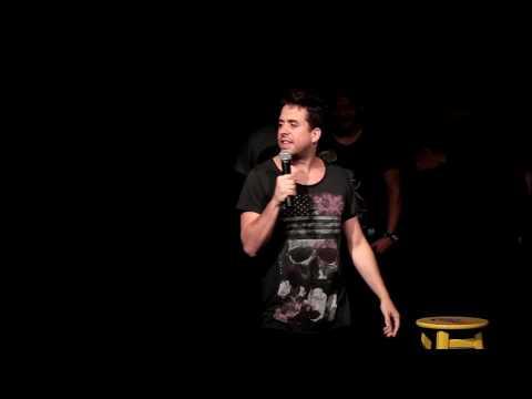 Desafio Comédia Ao Vivo - Depoimento do Lula - Stand Up Comedy