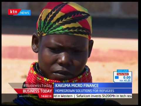 Business Today - 26th May 2017 - Kakuma Micro Finance