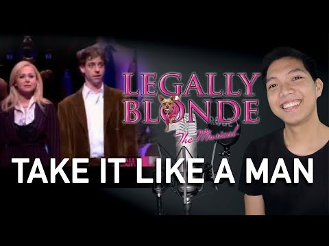 Take It Like A Man (Emmett Part Only - Instrumental) - Legally Blonde The Musical