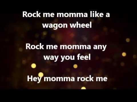 rock me mama song