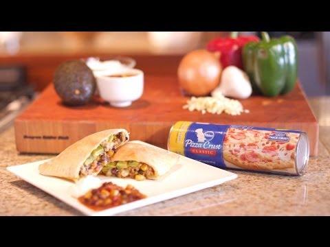 Pillsbury: Turkey-Mex Calzones