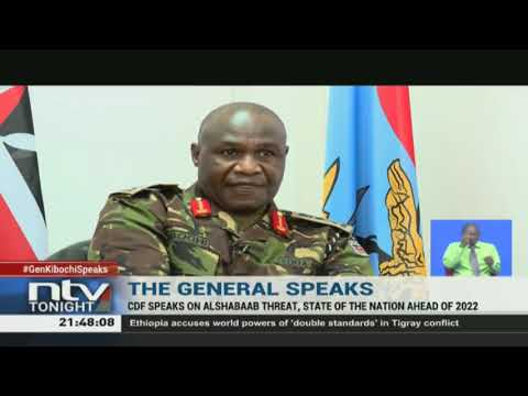 Does Kenya have prisoners of war held by the Al-shabab? || #GenKibochi speaks